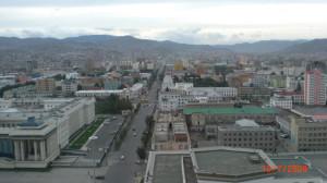 Ulaanbaatar - Hauptstadt der Mongolei
